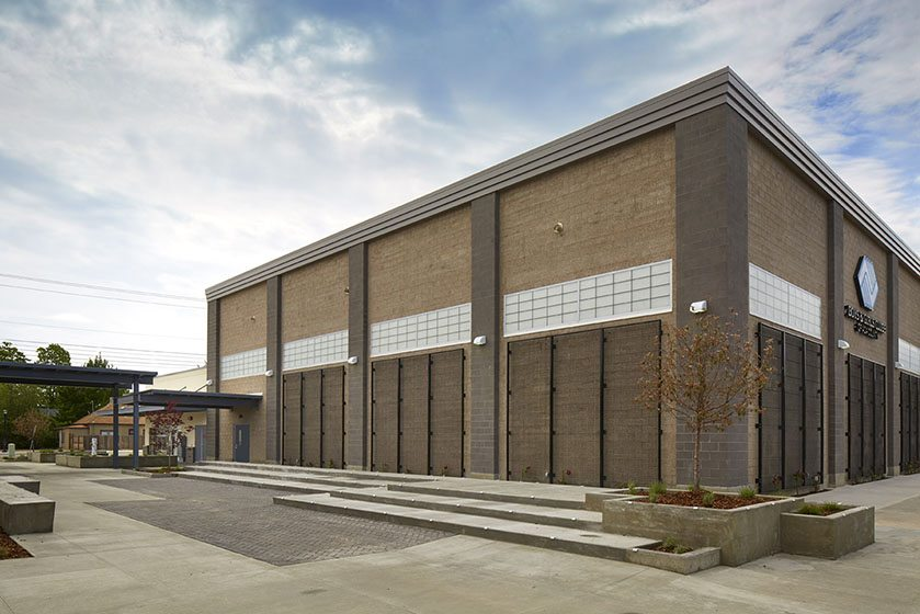 Boys and girls club stack rock group landscape for Architects in boise idaho