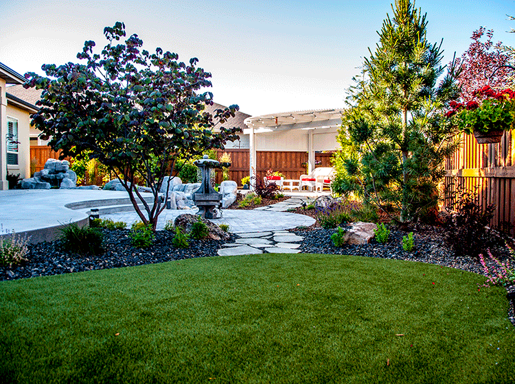Stack rock group landscape architecture creative for Boise residential architects