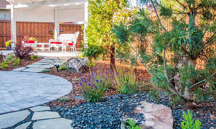 Spurwing greens ii stack rock group landscape architecture for Landscape design boise
