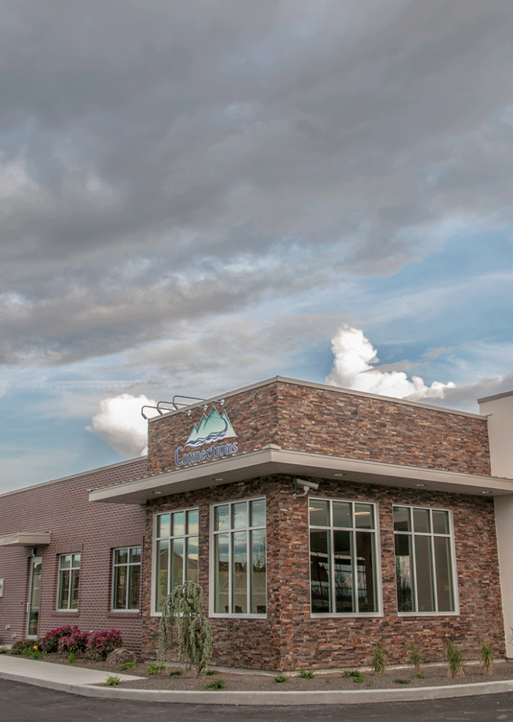 Connections credit union stack rock group landscape for Architects in boise idaho