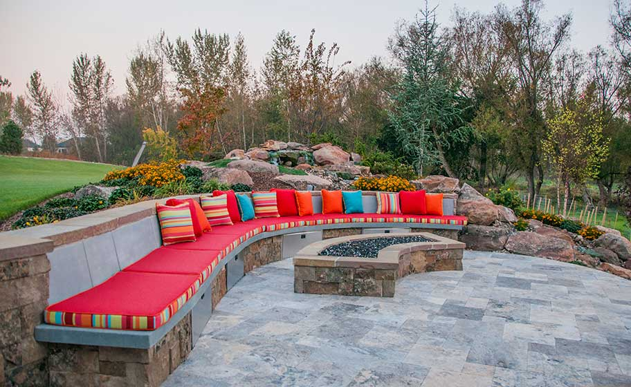 Borde rio stack rock group landscape architecture for Landscape design boise