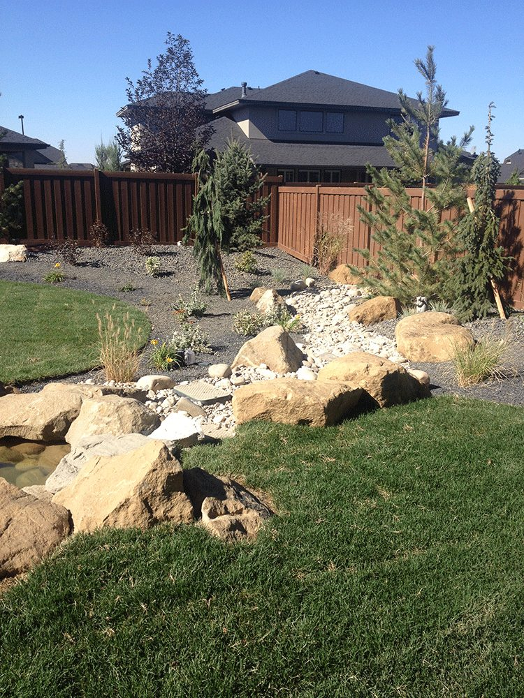 Spurwing Greens I Stack Rock Group Landscape Architecture