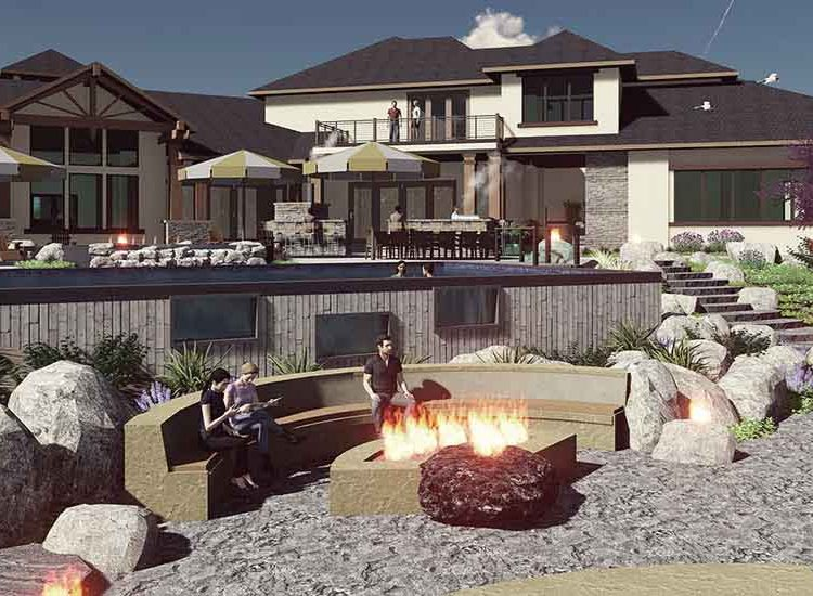 Landscape Architect, Landscape Design, Landscaping, 3D Architecture Rendering, Irrigation Design, Boise Idaho, Salt Lake City, Utah